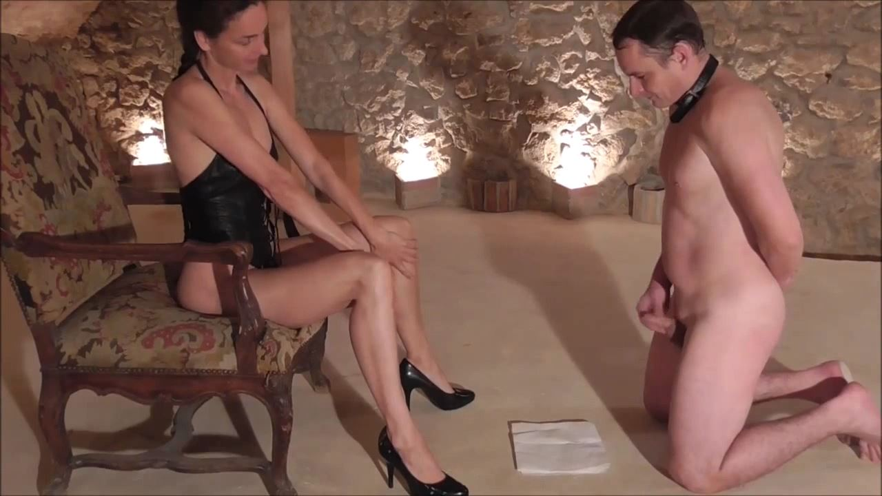 LADY DONATA In Scene: THE CLOTHER WICHSER - DEUTSCHE DOMINAS / GERMANY FEMDOM - HD/720p/MP4