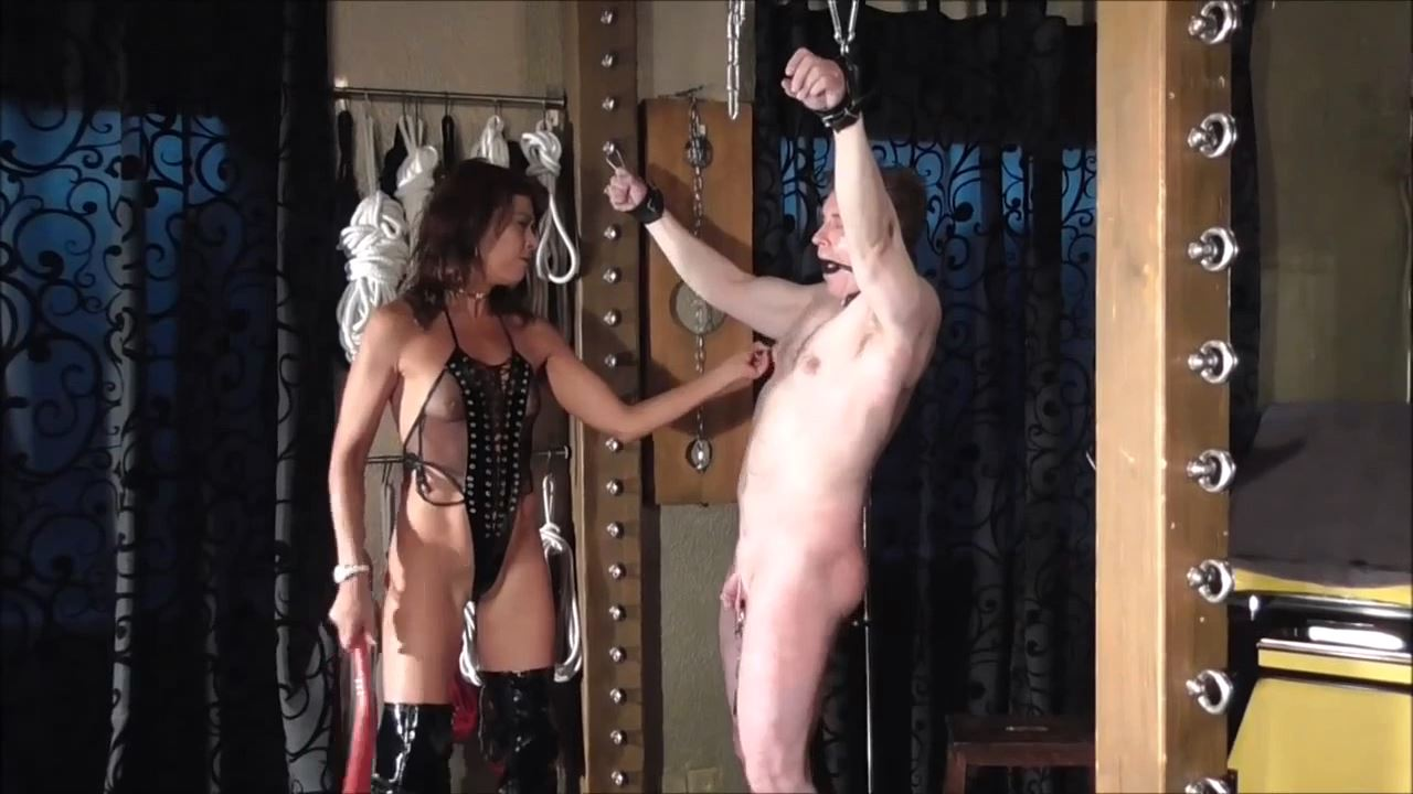 LADY RIO In Scene: CBT AND NIPPLE TORTURE - DEUTSCHE DOMINAS / GERMANY FEMDOM - HD/720p/MP4