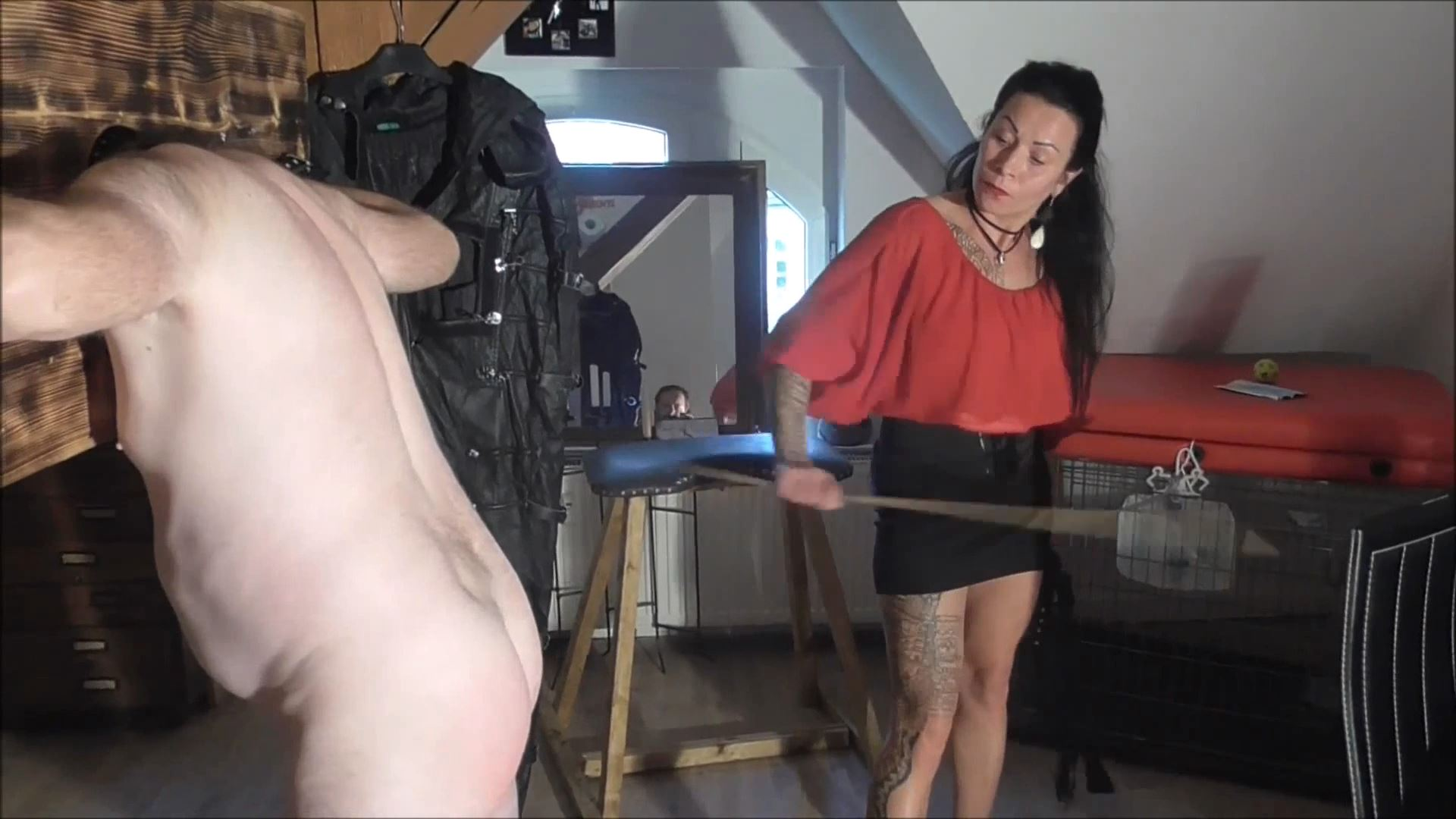 SENORA EL COMBATIENTE In Scene: WHAT SENORA LIKES IT ALL - DEUTSCHE DOMINAS / GERMANY FEMDOM - FULL HD/1080p/MP4