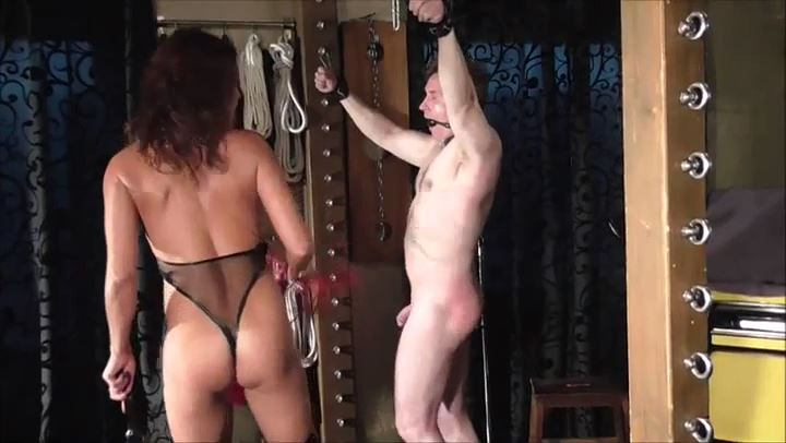 LADY RIO In Scene: SLAVE OF THE LADY - DEUTSCHE DOMINAS / GERMANY FEMDOM - SD/406p/MP4