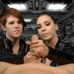 Krystal Orchid, Maria, Sasha Foxxx In Scene: Happy Endings from Soles and Palms – HANDJOBSWITHATWIST – HD/720p/MP4
