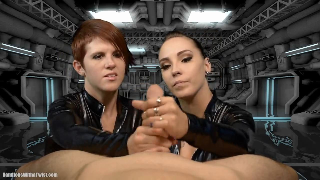 Krystal Orchid, Maria, Sasha Foxxx In Scene: Happy Endings from Soles and Palms - HANDJOBSWITHATWIST - HD/720p/MP4