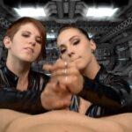 Sasha Foxxx In Scene: Sci-Fi Sperm Extraction – HANDJOBSWITHATWIST – HD/720p/MP4
