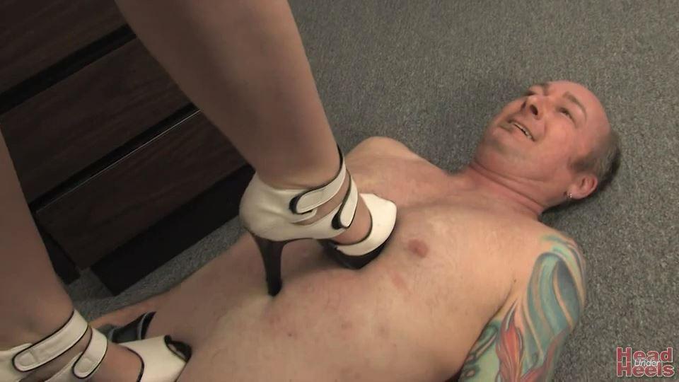 A nurse is examining ladiesfloo - HEADUNDERHEELS - SD/540p/MP4