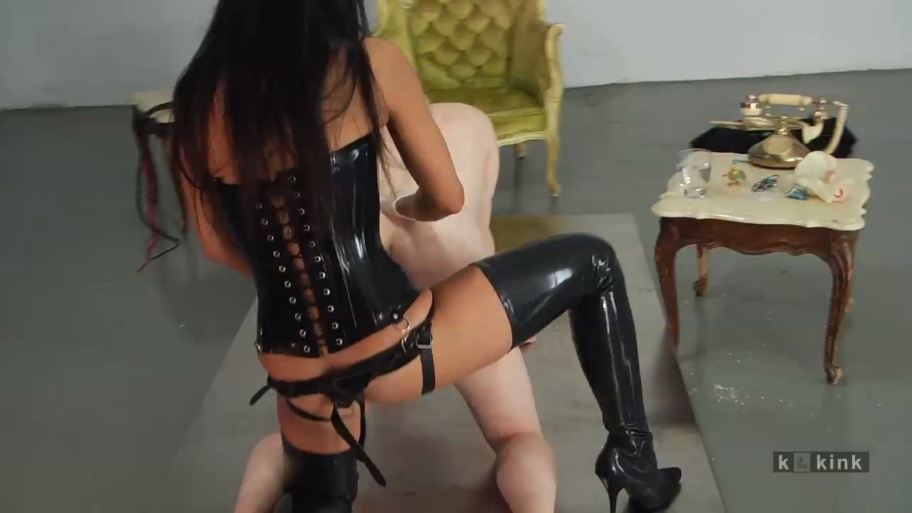 Play Date Part 3 - K IS FOR KINK: PREMIUM FEMDOM FILMS - HD/720p/MP4