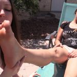 Tessa treats her slave girl – KISSHERFOOT – FULL HD/1080p/MP4