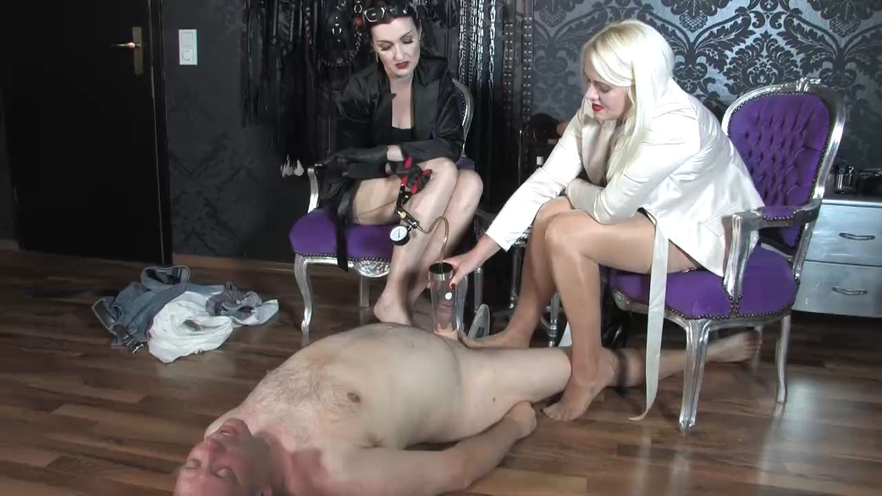 Lady Victoria Valente In Scene: We are the boss Part 3 - LADYVICTORIAVALENTE - HD/720p/MP4