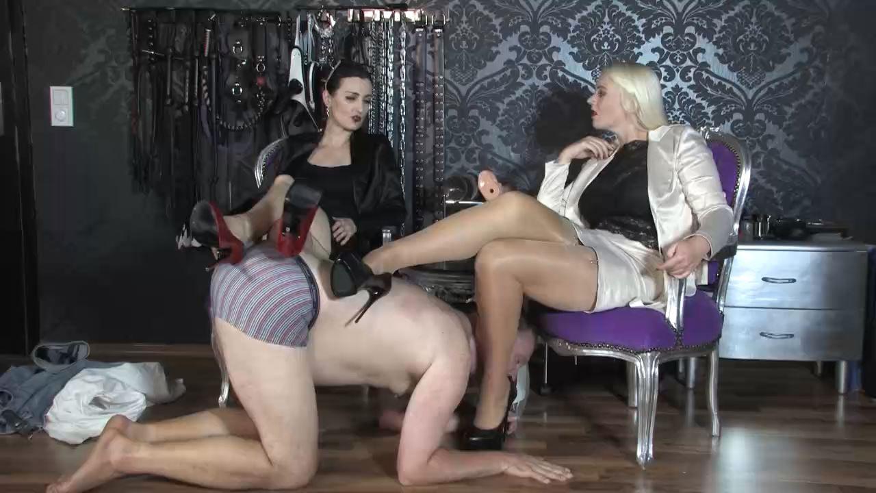 Lady Victoria Valente In Scene: We are the boss Part 1 - LADYVICTORIAVALENTE - HD/720p/MP4
