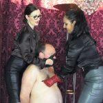 Lady Victoria Valente In Scene: Face slapping and humiliation Ezada Sinn – LADYVICTORIAVALENTE – HD/720p/MP4