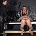 Lady Victoria Valente In Scene: The whip seller Part 5 – LADYVICTORIAVALENTE – HD/720p/MP4