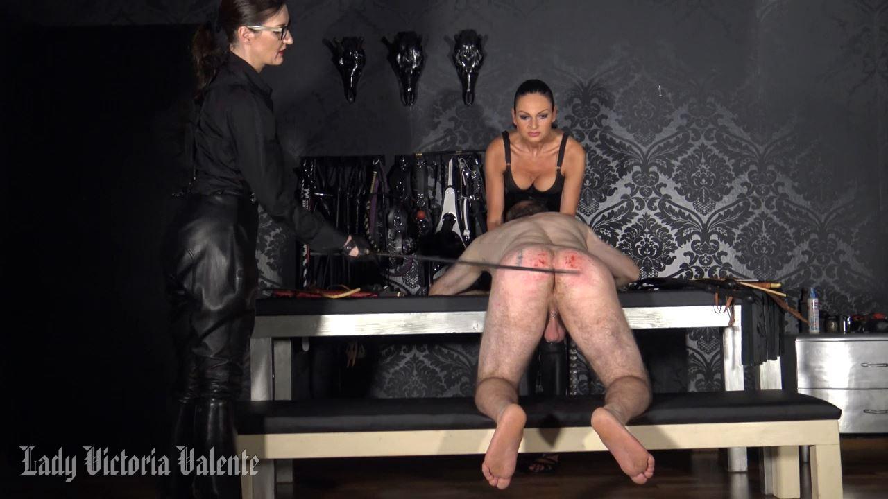 Lady Victoria Valente In Scene: The whip seller Part 5 - LADYVICTORIAVALENTE - HD/720p/MP4