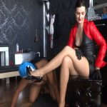 Lady Victoria Valente In Scene: Slave Theo shoe licker Part 3 – LADYVICTORIAVALENTE – HD/720p/MP4