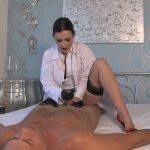 Lady Victoria Valente In Scene: Dr Cock Nipple play and Handjob – LADYVICTORIAVALENTE / REAL GERMAN MISTRESS – HD/720p/MP4