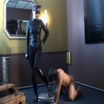 Lady Victoria Valente In Scene: Boot worship and cum on my riding boots – LADYVICTORIAVALENTE / REAL GERMAN MISTRESS – SD/576p/WMV