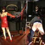 Mistress Dometria In Scene: Fuck One, Cane Onei – MISTRESS DOMETRIA BDSM CLIPS / BRIGHTONDUNGEON – SD/576p/MP4