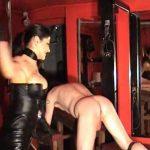Mistress Dometria In Scene: Judicial Spanking – MISTRESS DOMETRIA BDSM CLIPS / BRIGHTONDUNGEON – LQ/360p/MP4