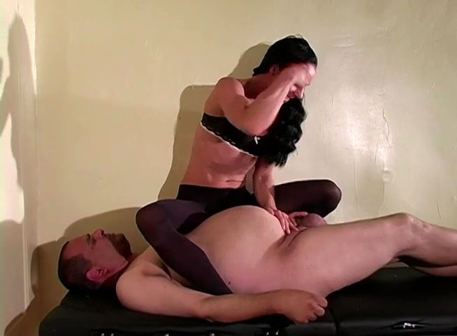 Fully Fucking Up His Balls - MISTRESS TRISH - SD/480p/MP4