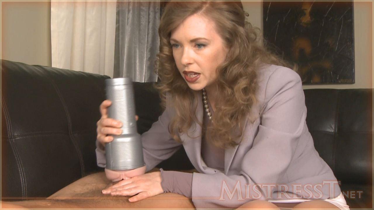 Mistress T In Scene: Fleshlight For Mamas Boy - MISTRESST - HD/720p/MP4