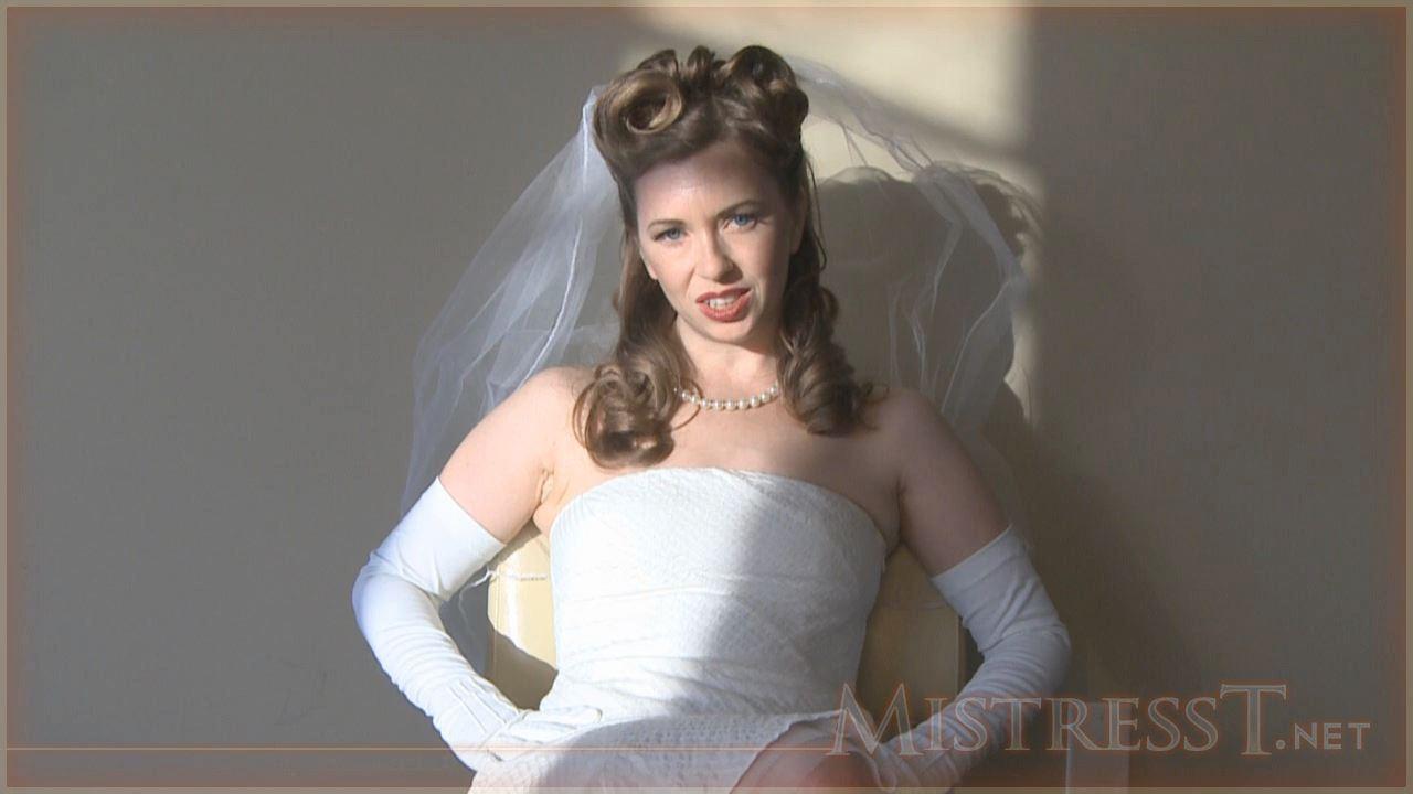 Mistress T In Scene: Cuckolded On Your Wedding Day - MISTRESST - HD/720p/MP4