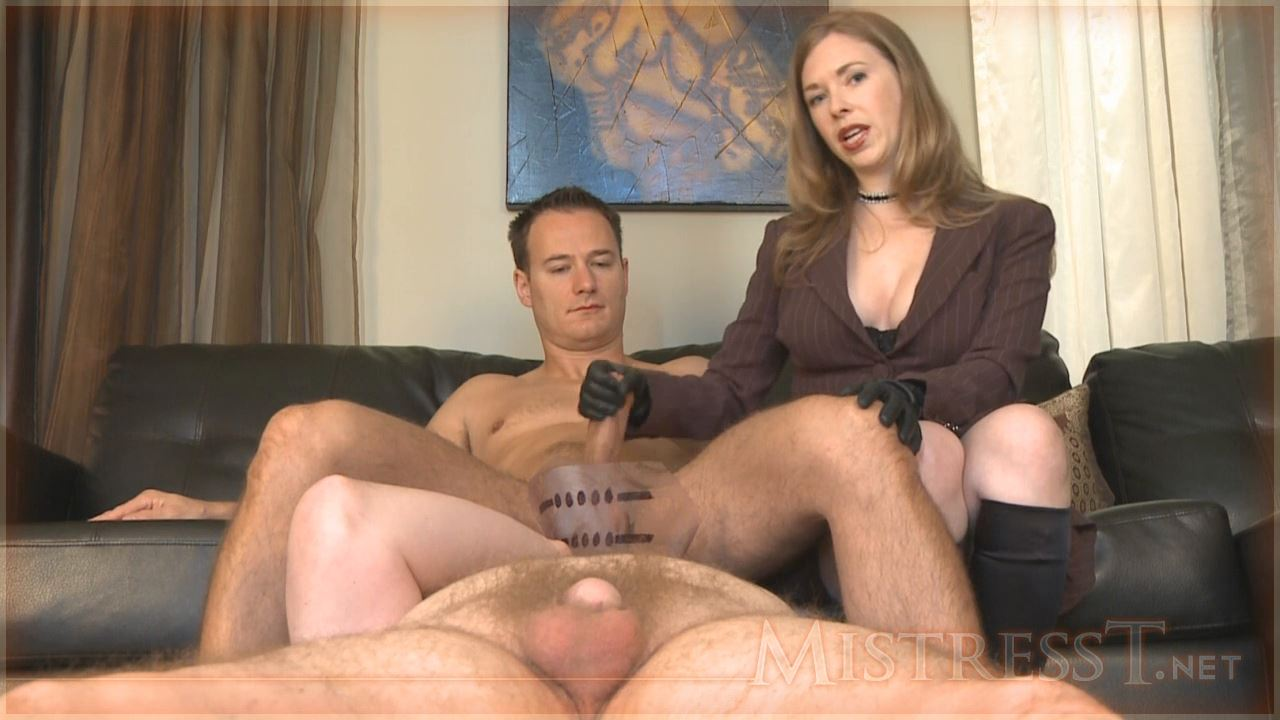 Mistress T In Scene: Cum Funnel Game 2 - MISTRESST - HD/720p/MP4