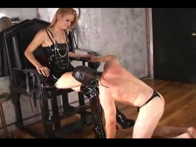 HeadMistress Sade In Scene: Shiny Boots 1 - RAPTUREVISION - SD/480p/MP4