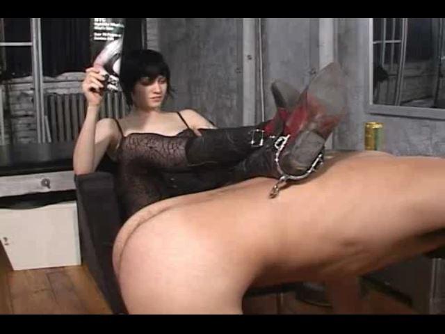 Miss Sashaka In Scene: Human Furniture - RAPTUREVISION - SD/480p/MP4