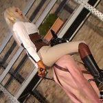 Mistress Kelly Kalashnik In Scene: ROUGH SHOULDER RIDE LESSON – RIDING-MISTRESS / DUTCH FEMDOM – SD/576p/MP4