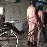 Mistress Kelly Kalashnik, BARONESS BIJOU In Scene: PONYBOYS & SULKY – RIDING-MISTRESS / DUTCH FEMDOM – SD/576p/MP4