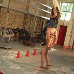 Mistress Kelly Kalashnik In Scene: SHOULDER RIDE PONY DRILL – RIDING-MISTRESS / DUTCH FEMDOM – SD/576p/MP4