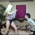 ALL THE GIRLS DO IT – RUSSIAN BALLBUSTING / BALLBUSTING ROKSANA – SD/480p/MP4