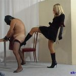 Kicking The Sissi Slave – SPIKEYSTEP VIDEO PRODUCTIONS – SD/576p/MP4