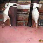 Razor Stilettos: Awful Nailing Walks – SPIKEYSTEP VIDEO PRODUCTIONS – SD/526p/MP4