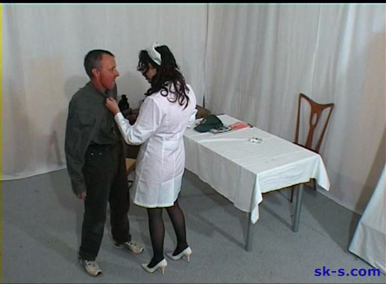 The Doc Is In: The Ass Hole - SPIKEYSTEP VIDEO PRODUCTIONS - SD/576p/MP4