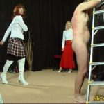 Russian Style Whipping: Double Swishing – SPIKEYSTEP VIDEO PRODUCTIONS – SD/480p/MP4