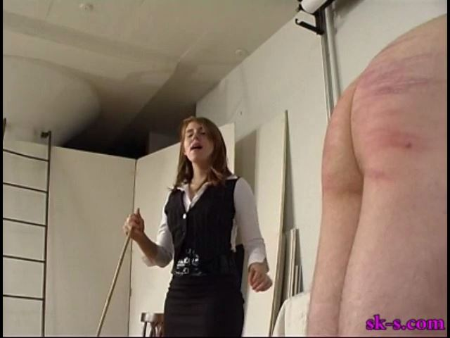 Caning Right Spot - SPIKEYSTEP VIDEO PRODUCTIONS - SD/480p/MP4