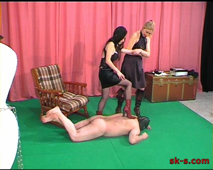 Feel The Nails - SPIKEYSTEP VIDEO PRODUCTIONS - SD/576p/MP4