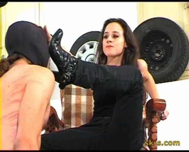Lick Those Soles - SPIKEYSTEP VIDEO PRODUCTIONS - LQ/336p/MP4