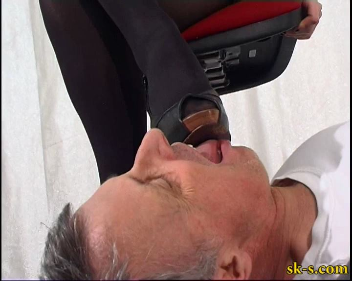 Old Rough Soles Licking - SPIKEYSTEP VIDEO PRODUCTIONS - SD/576p/MP4