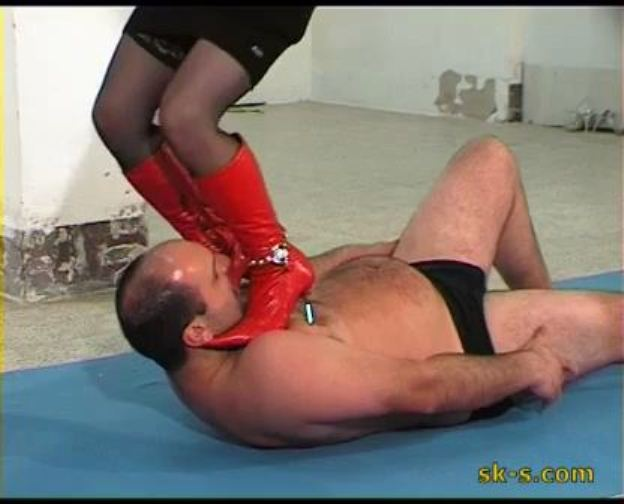 The Red Boots - SPIKEYSTEP VIDEO PRODUCTIONS - LQ/336p/MP4