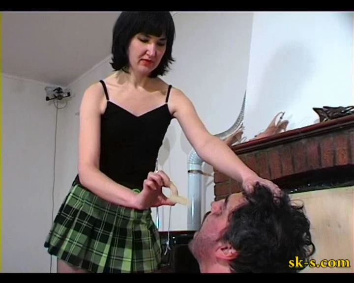 Razor Stiletto Forced Tampon - SPIKEYSTEP VIDEO PRODUCTIONS - SD/576p/MP4