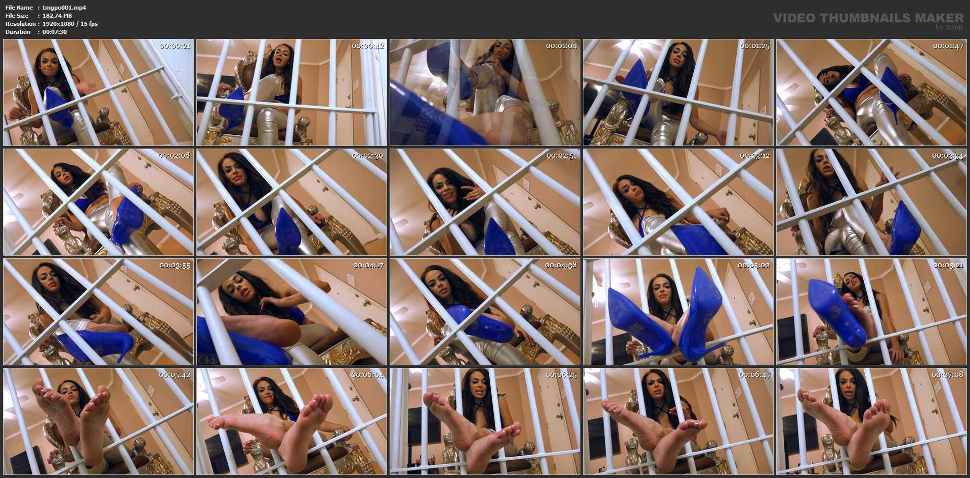 Princess Carmela In Scene: Jail All Men - THE MEAN GIRLS POV - FULL HD/1080p/MP4