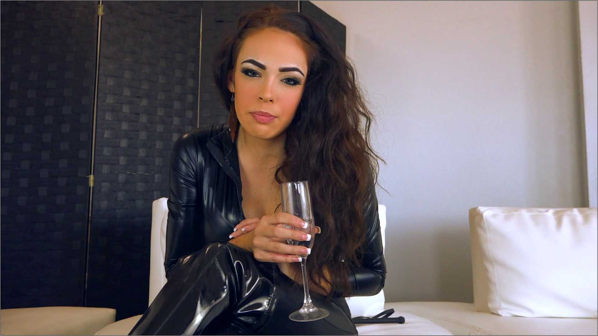 Princess Carmela In Scene: Open Slave Interviews - THE MEAN GIRLS POV - FULL HD/1080p/MP4