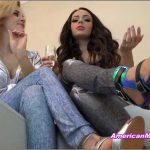 Princess Carmela, Goddess Nikkole In Scene: Mean Girl Dating Advice – THE MEAN GIRLS POV – SD/406p/MP4