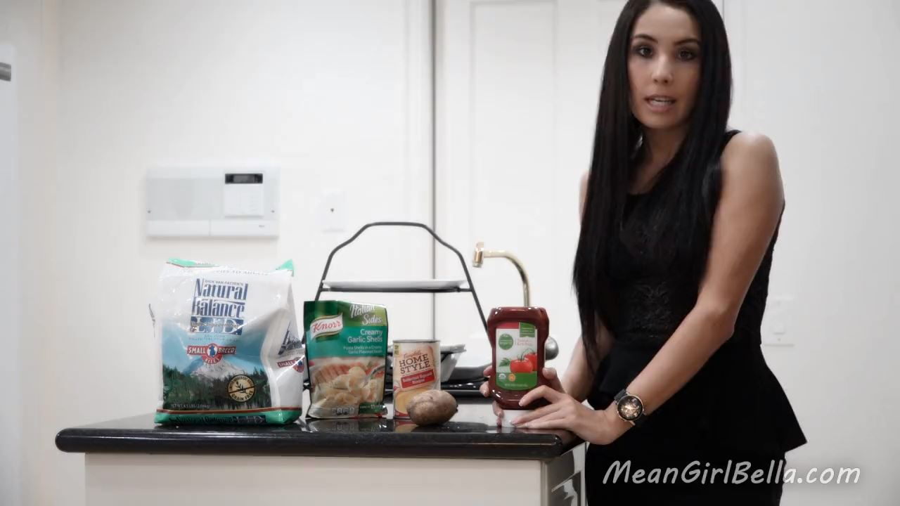 Princess Bella In Scene: Cooking With Princess - THE MEAN GIRLS POV - HD/720p/MP4