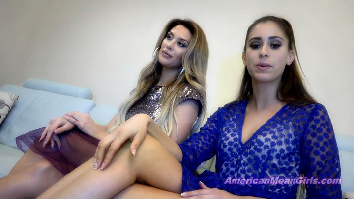 Superior Goddess Brooke, Princess Beverly In Scene: Lottery Loser - THE MEAN GIRLS POV - SD/406p/MP4
