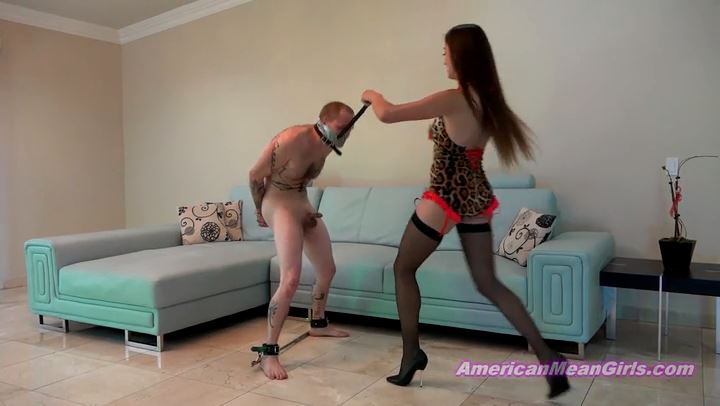 Princess Beverly In Scene: Proving The Superior Gender - THE MEAN GIRLS POV - SD/406p/MP4