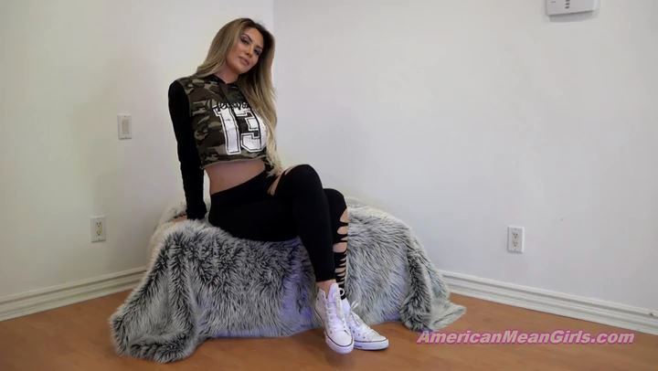Superior Goddess Brooke In Scene: Start At The Bottom - THE MEAN GIRLS POV - SD/406p/MP4