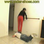 Busting Lisa – UNDER-SHOES – SD/576p/MP4