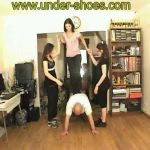 3 Busting Demones – UNDER-SHOES – SD/576p/MP4