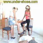Lamia Karine Gateaux – UNDER-SHOES – SD/480p/MP4